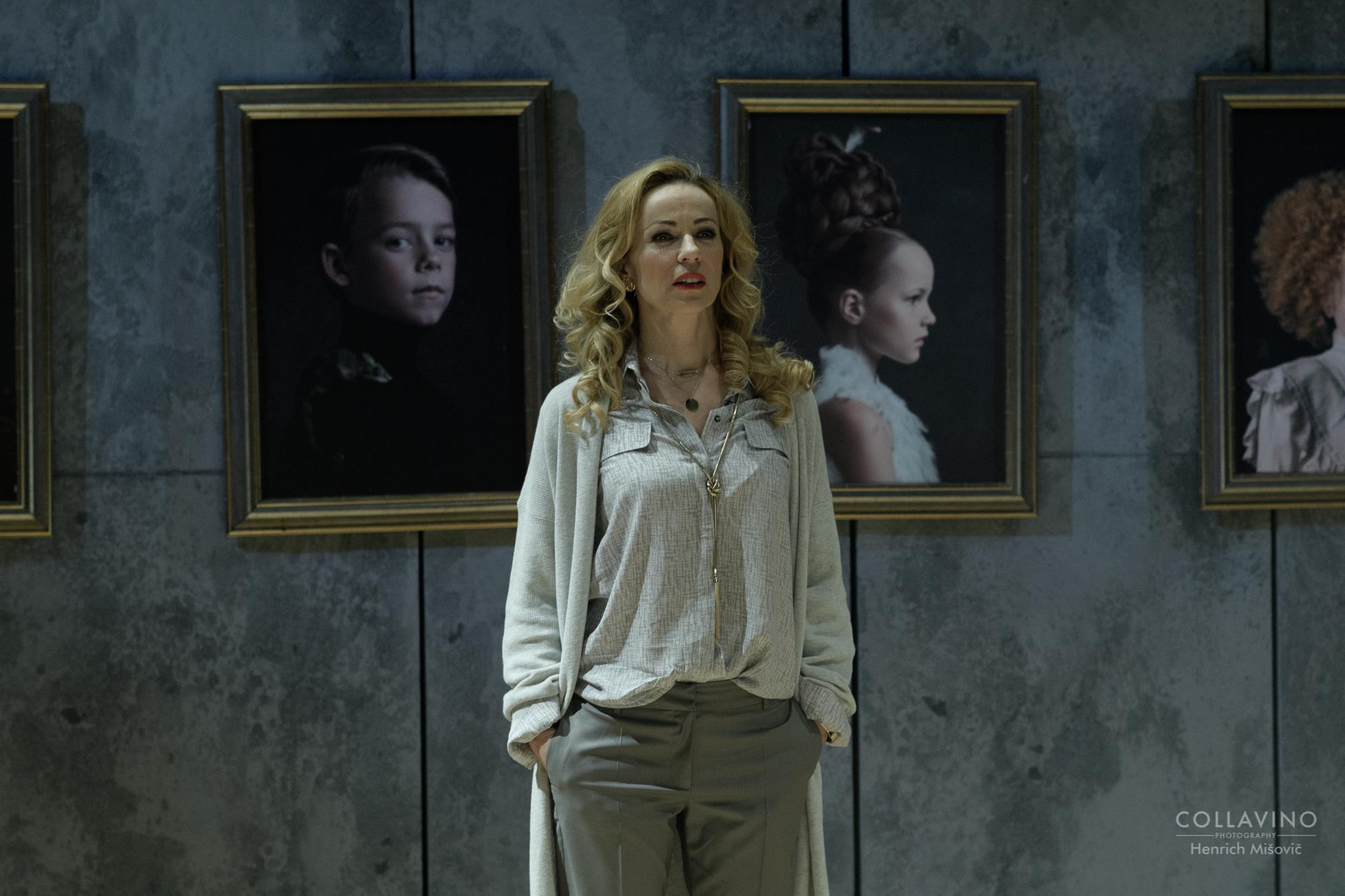 Diana Mórová (Paula Klotilda Clausenová)